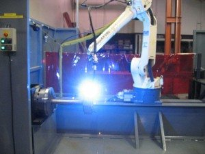 Robotic Welding, Michigan