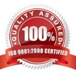 ISO 9001:2008 certified - metal fabricated