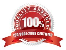 Quality - ISO 9001:2008 certified