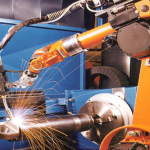 Robotic Welding Fabrication