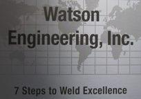 Welding certificate Award - 7SWE