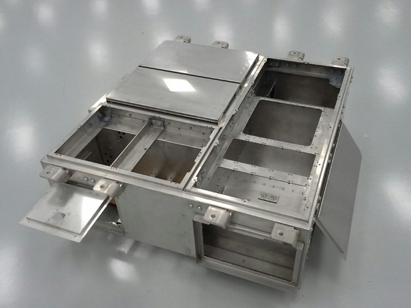 Metal Fabricated Assemblies custom enclosure
