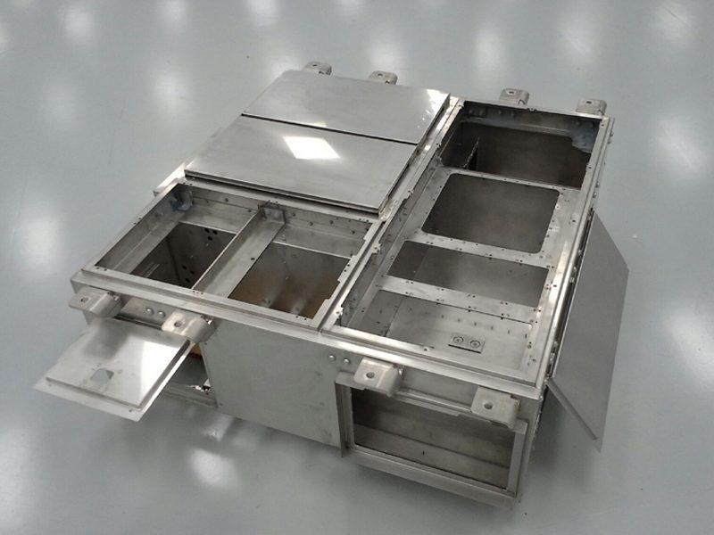 Metal Fabricated Assemblies custom enclosure