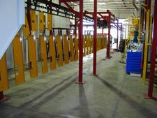 Powder Coating Michigan