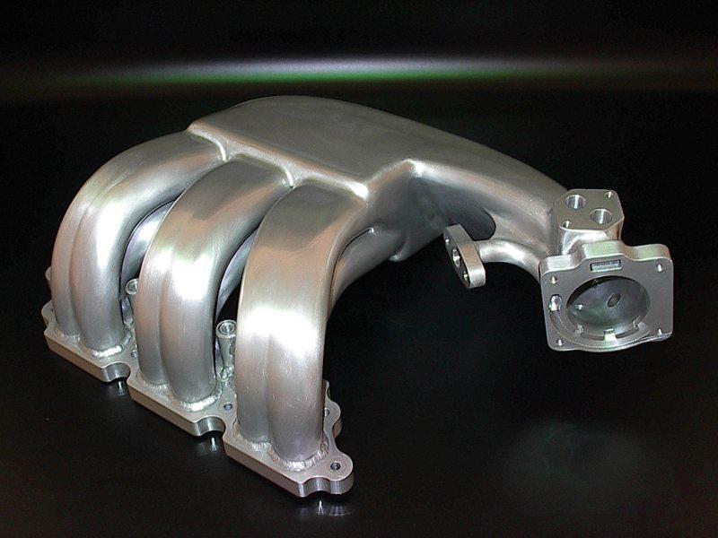 Intake manifold Fabrication