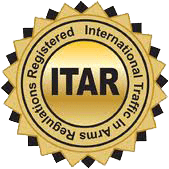Military Supplier ITAR certified