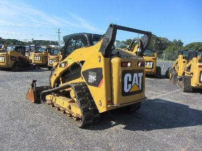 CAT Construction Tractor