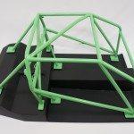 Drag race roll cage - Watson Racing
