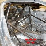 MUSTANG DRAG RACE ROLL CAGE - WATSON RACING