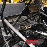 MUSTANG DRAG RACE CAGE