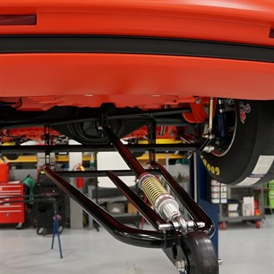 Mustang Wheelie Bar Assembly