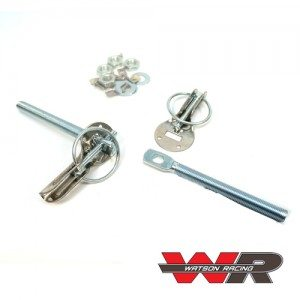 Metal Fabricated Assemblies - Hood Pin Set
