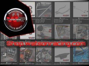 Watson Racing Online Store - 24/7