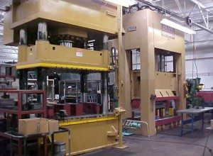 CNC Press and CNC Benders