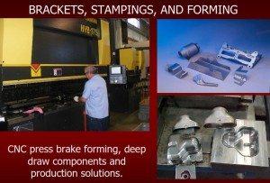 CNC Press Brake Forming