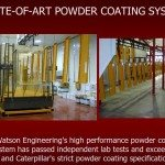 Powder Coat Painting
