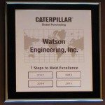 Weld Excellence Award