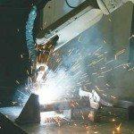 Robotic MIG Gun - Welding