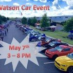 Car Event - May 7, 2016