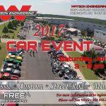Watson Engineering 6th South Carolina Car Event 2017