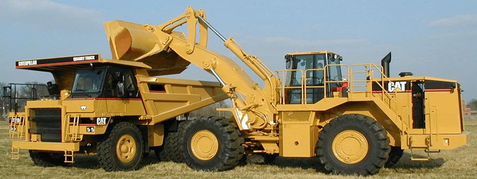 Construction Equipment Metal Parts