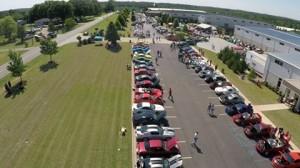 Car-event-drone-south