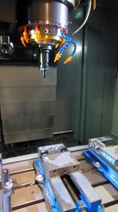 CNC Metal Milling