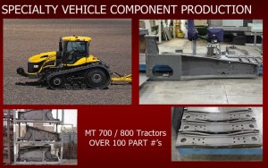 specialty vehicle components