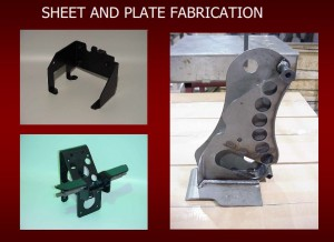 sheet and plate metal fab